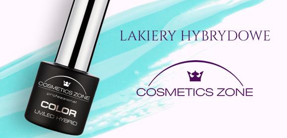 Lakiery hybrydowe Cosmetics Zone
