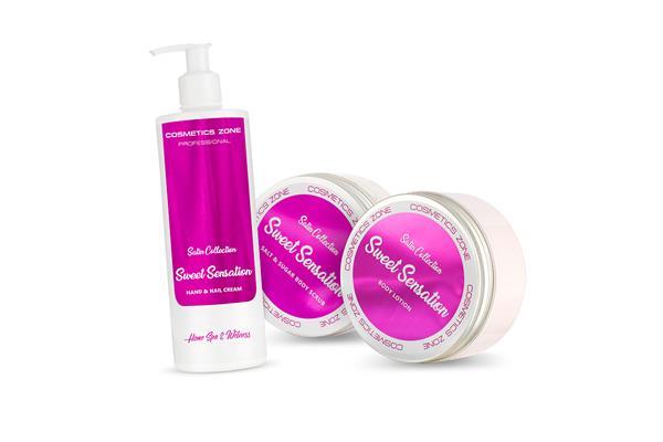 Sweet Sensation Zestaw SPA #2 Cosmetics Zone 664542384 www.cosmeticszone.pl