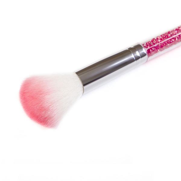 Pędzelek do podkładu makijażu pudru różu pyłu manicure Cosmetics Zone 664542384 www.cosmeticszone.pl