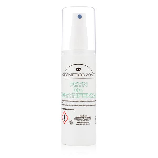 Płyn do dezynfekcji - 100 ml Cosmetics Zone 664542384 www.cosmeticszone.pl