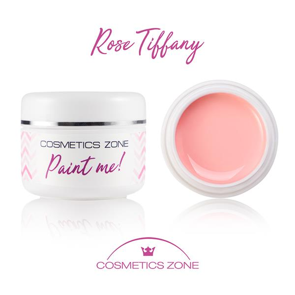 Paint Me Farbka UV LED Rose Tiffany Cosmetics Zone 664542384 www.cosmeticszone.pl