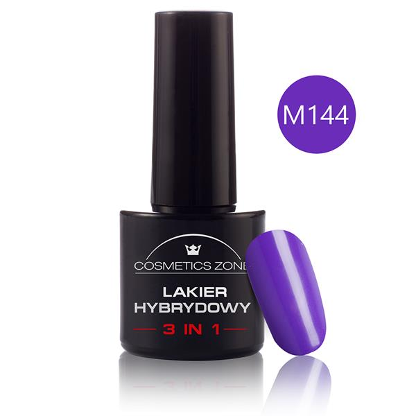 Lakier hybrydowy 3in1 8ml Cosmetics Zone 664542384