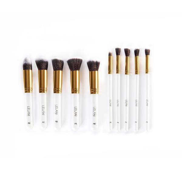 Pędzelek do podkładu makijażu pudru różu Cosmetics Zone 664542384 www.cosmeticszone.pl
