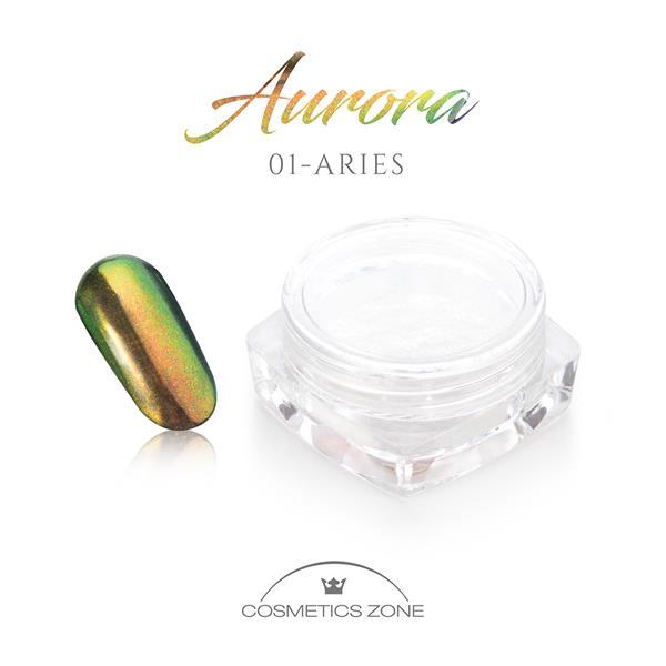 Pyłek Aurora Effect Cosmetics Zone 664542384 www.cosmeticszone.pl