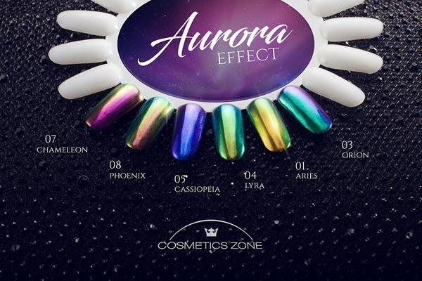 Aurora Effect Cosmetics Zone 664542384 www.cosmeticszone.pl