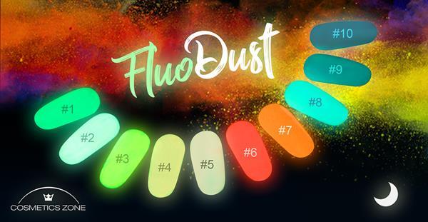 Fluo Dust - Pyłek Fluorescencyjny Cosmetics Zone 664542384