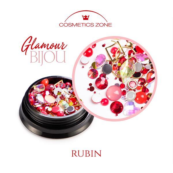 Glamour Bijou Cosmetics Zone 664542384 www.cosmeticszone.pl