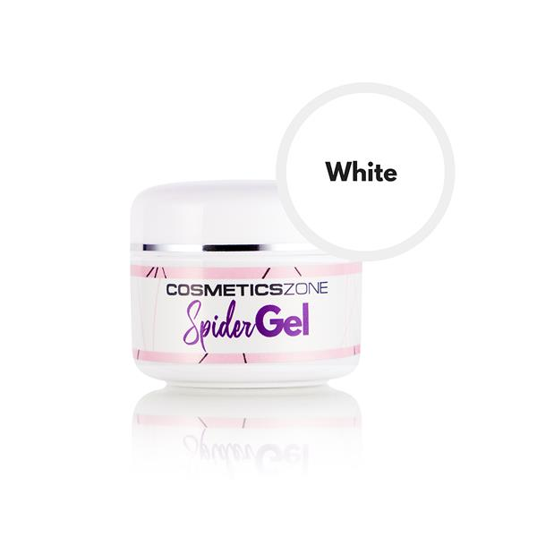 Cosmetics Zone Spider Gel White 5ml www.lakieryhybrydowe.pl 664542384