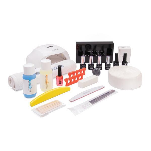 Zestaw lakierów hybrydowych Cosmetics Zone 664542384